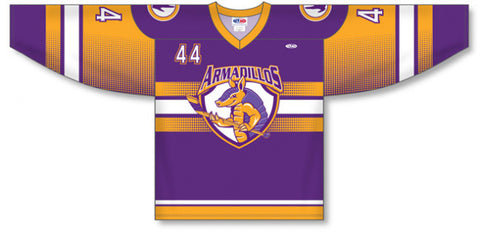 Custom Sublimated Hockey Jersey Design 1366