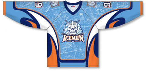 Custom Sublimated Hockey Jersey Design 1365