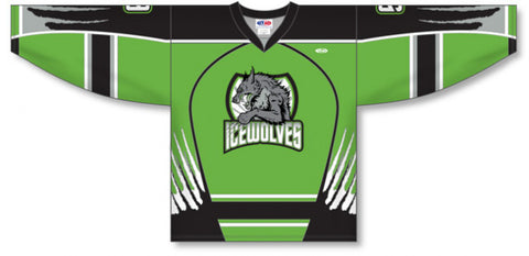 Custom Sublimated Hockey Jersey Design 1368