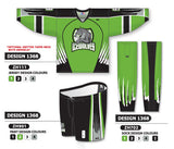 Custom Sublimated Hockey Uniform Design 1368
