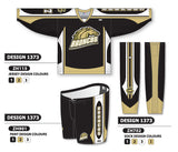 Custom Sublimated Hockey Uniform Design 1373