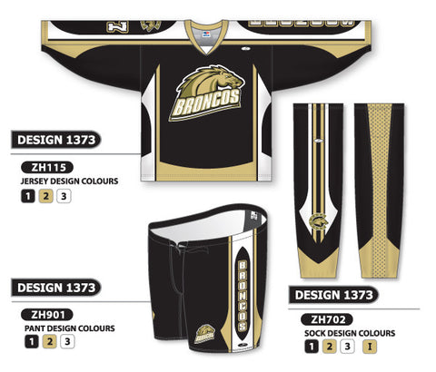 dd9fbcae20a Custom Sublimated Hockey Uniform Design 1373