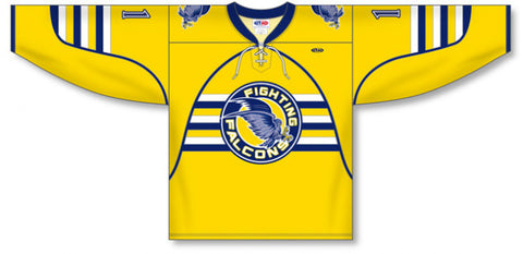 Custom Sublimated Hockey Jersey Design 1217