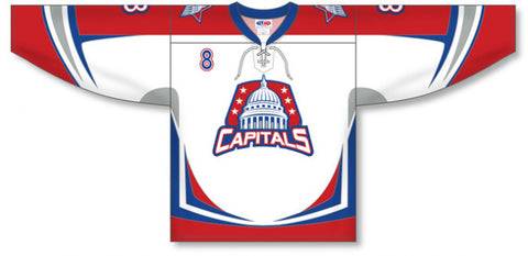Custom Sublimated Hockey Jersey Design 1367