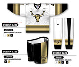 Custom Sublimated Hockey Uniform Design 1221