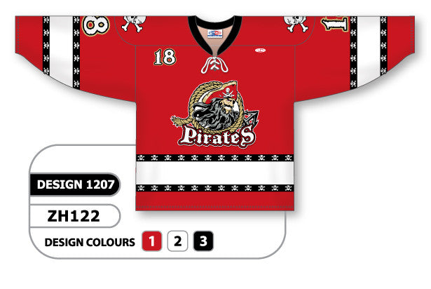 Custom Sublimated Hockey Jersey Design 1207 2e13ff2cf