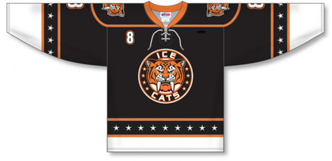 Custom Sublimated Hockey Jersey Design 1220