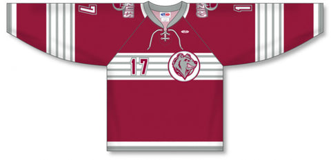 Custom Sublimated Hockey Jersey Design 1369