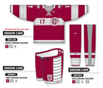 Custom Sublimated Hockey Uniform Design 1369