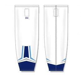 Custom Sublimated Hockey Sock Design 1375