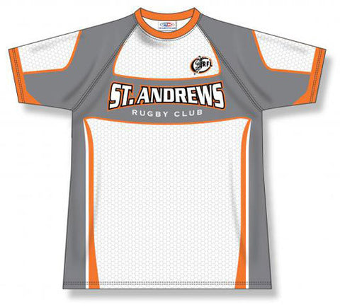 Custom Sublimated Rugby Jersey Design 1501