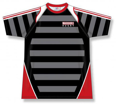Custom Sublimated Rugby Jersey Design 1503