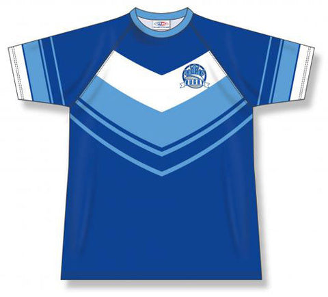 Custom Sublimated Rugby Jersey Design 1504