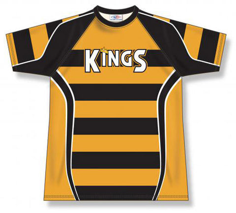 Custom Sublimated Rugby Jersey Design 1511
