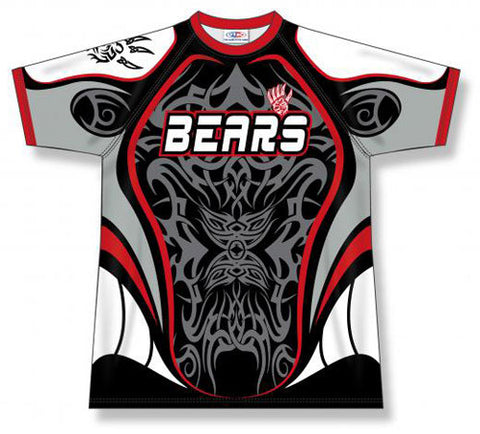 Custom Sublimated Rugby Jersey Design 1512
