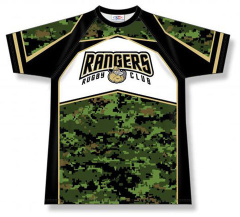 Custom Sublimated Rugby Jersey Design 1514