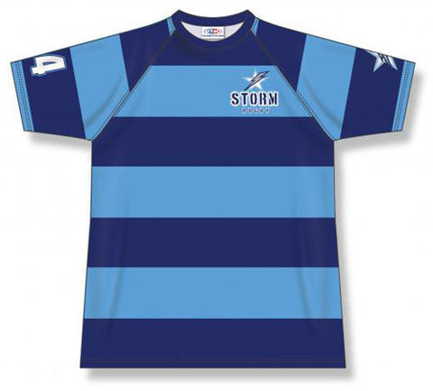Custom Sublimated Rugby Jersey Design 1515