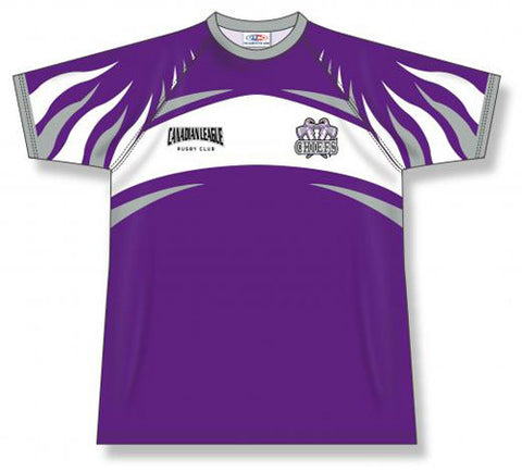 Custom Sublimated Rugby Jersey Design 1518