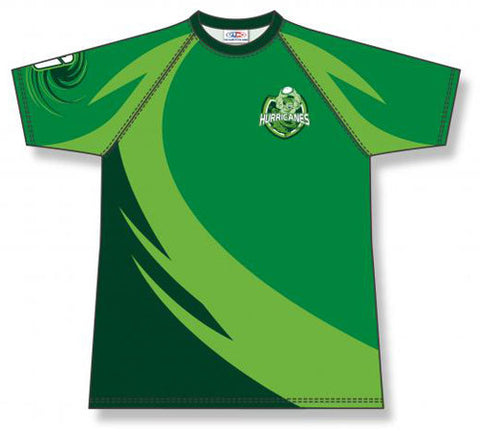 Custom Sublimated Rugby Jersey Design 1519