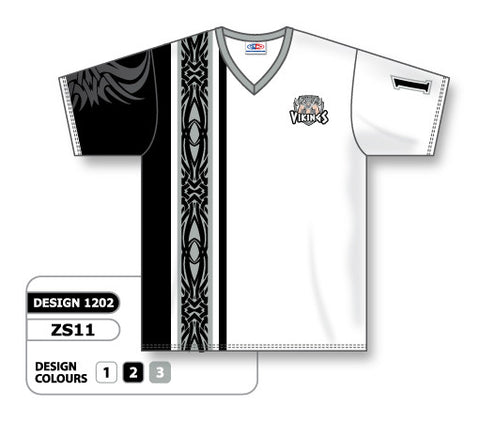 Custom Sublimated Soccer Jersey Design 1202