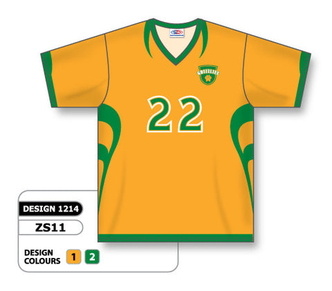 Custom Sublimated Soccer Jersey Design 1214