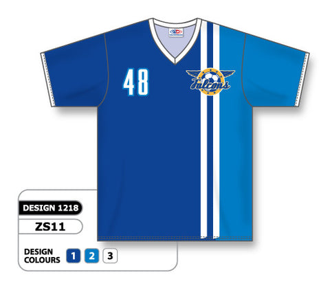 Custom Sublimated Soccer Jersey Design 1218