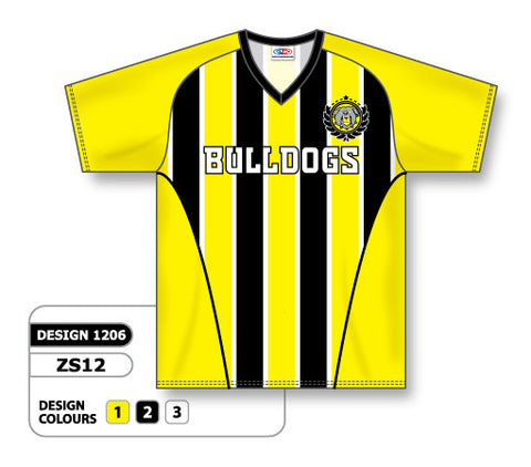 Custom Sublimated Soccer Jersey Design 1206