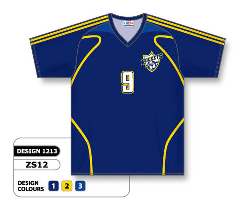 Custom Sublimated Soccer Jersey Design 1213