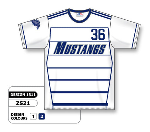 Custom Sublimated Soccer Jersey Design 1311