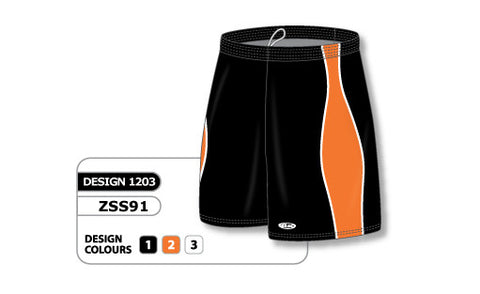 Custom Sublimated Soccer Short Design 1203