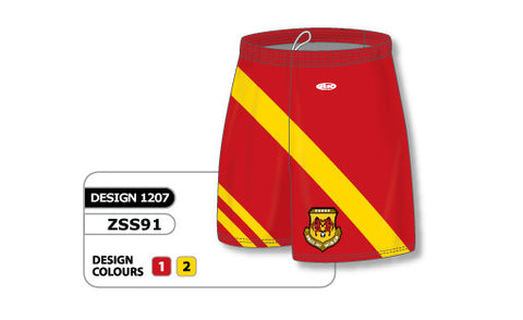 Custom Sublimated Soccer Short Design 1207