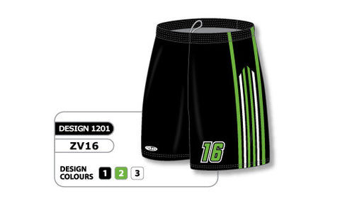ZVS91-1201 Custom Sublimated Volleyball Short