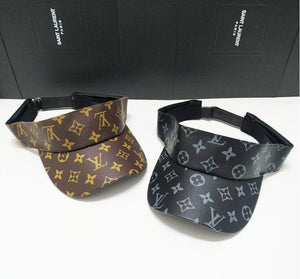 Louis Vuitton Monogram Duck Tongue Empty Hat/Summer Hat