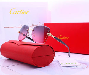 Cartier Sunglasses - Coating Mirror Lens