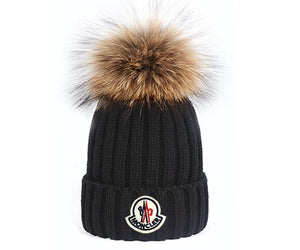 If you need a warm winter knitted hat for every day, we recommend Moncler hat.