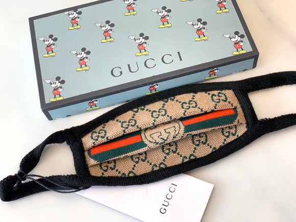 Gucci Knitted Face Mask's