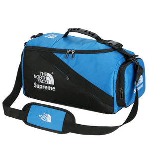 The North Face 'Supreme' gym/travel bag Large Capacity Women Men Duffel Bags