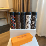 Louis Vuitton temperature display vacuum insulated thermos bottle 500ml