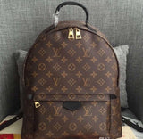 fake lv bagpack brown monogram buy cheap