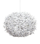anemone urchin chandelier with strong African design feel. artisan made