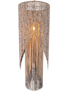 African mama chandelier. lighting durban