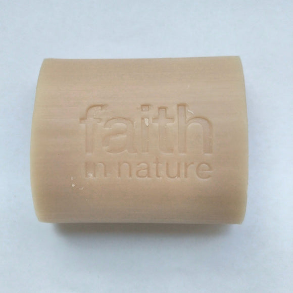 Faith in Nature coconut soap bar-Soap-Plastic Free Pantry UK