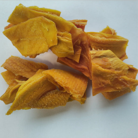 Dried mango pieces-Dried fruit-Plastic Free Pantry UK
