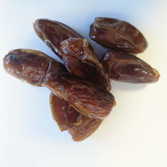 Fair Trade pitted whole dates-Plastic Free Pantry UK