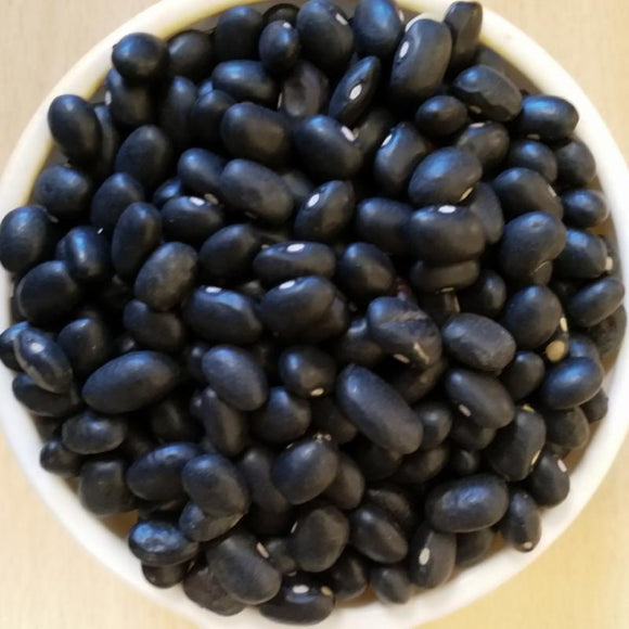Black turtle beans-Dried beans-Plastic Free Pantry UK