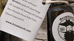 Brewbeards Beard Oil