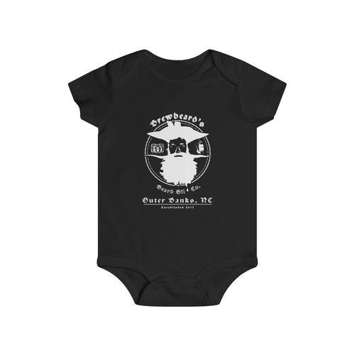Brewbeards Beard Baby - Infant Rip Snap Tee