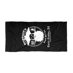 Brewbeards Beach Towel