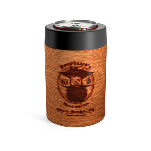 Brewbeards Wood Can Holder