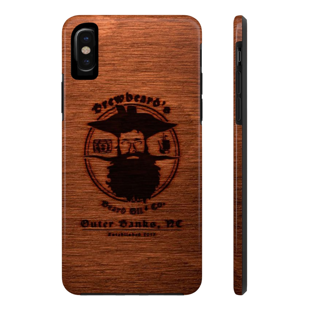 Wood Graphic Case Mate Tough Phone Cases
